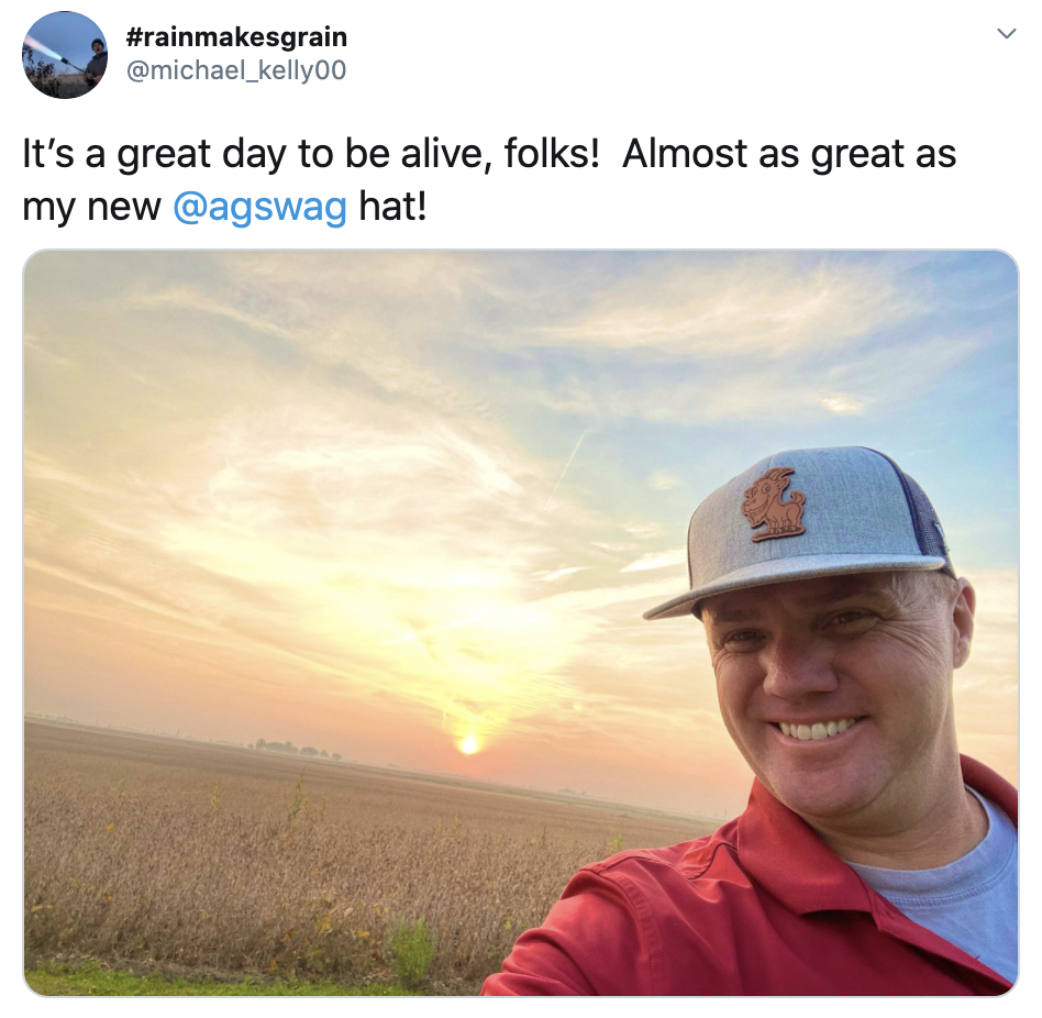 Who's Wearing AgSwag?