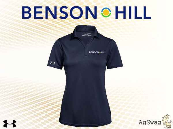 "AgSwag Helping Benson Hill ""Show Off Their New Logo Through Some Clean Looking Swag"""