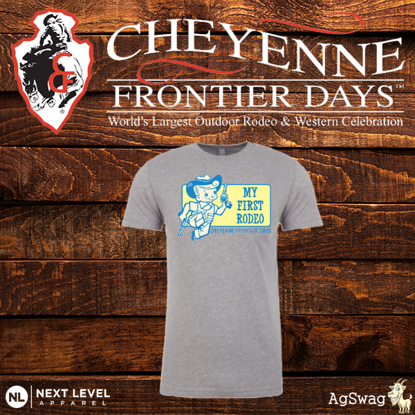 "AgSwag Helping Cheyenne Frontier Days ""Take Their Swag to the Next Level"""