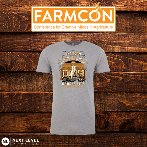 "AgSwag Helping FARMCON ""Design the Best Shirt for Ag Conferences!"""