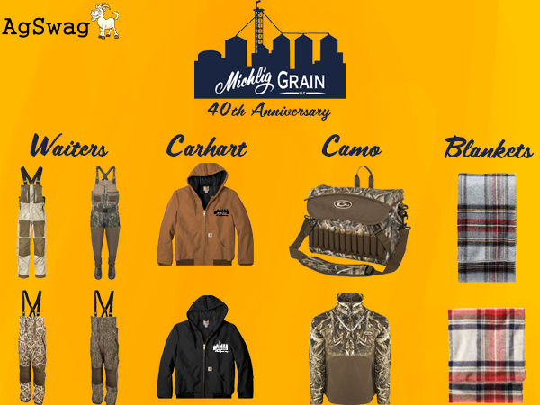 Michlig Grain 40th Anniversary