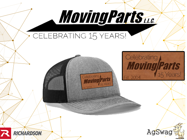 Moving Parts 15 Year Anniversary