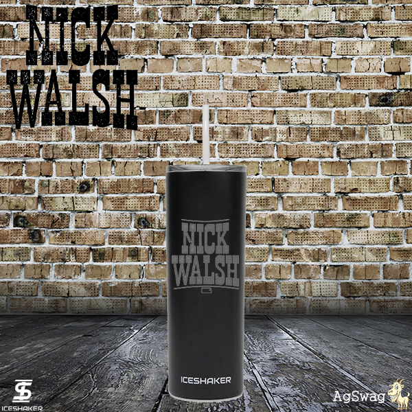 """AgSwag Helping Nick Walsh """"Blow Up His Brand"""""""