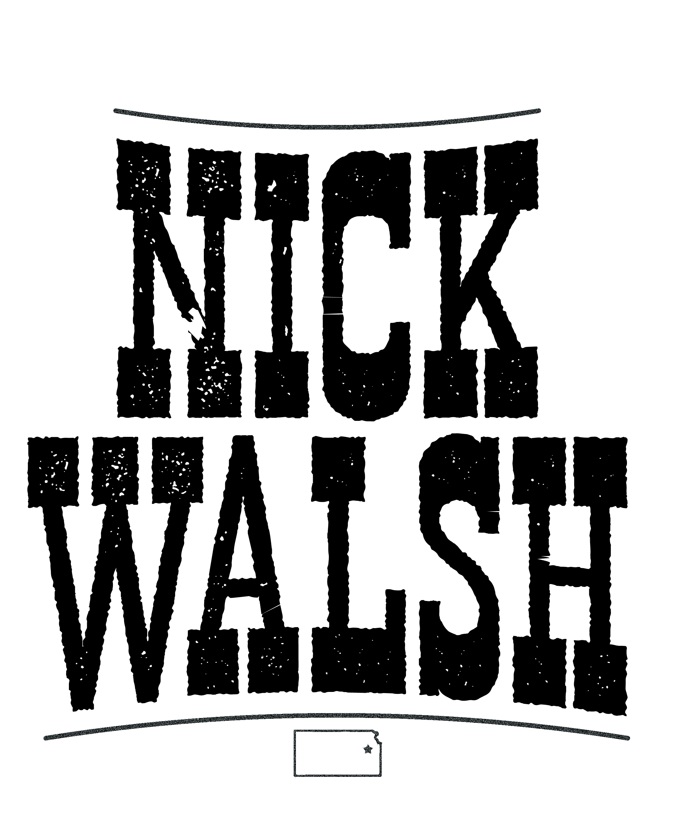 Nick Walsh Logo