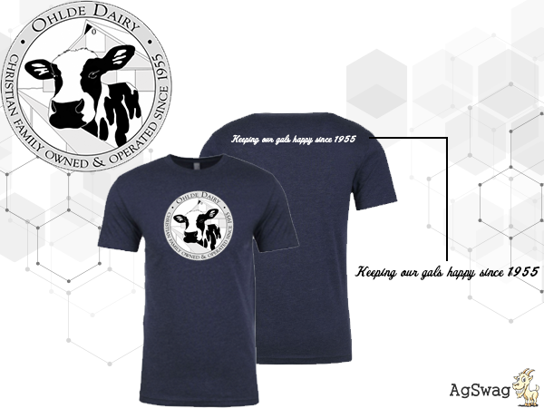 "AgSwag Helping Ohlde Dairy ""Improve Employee Retention"""