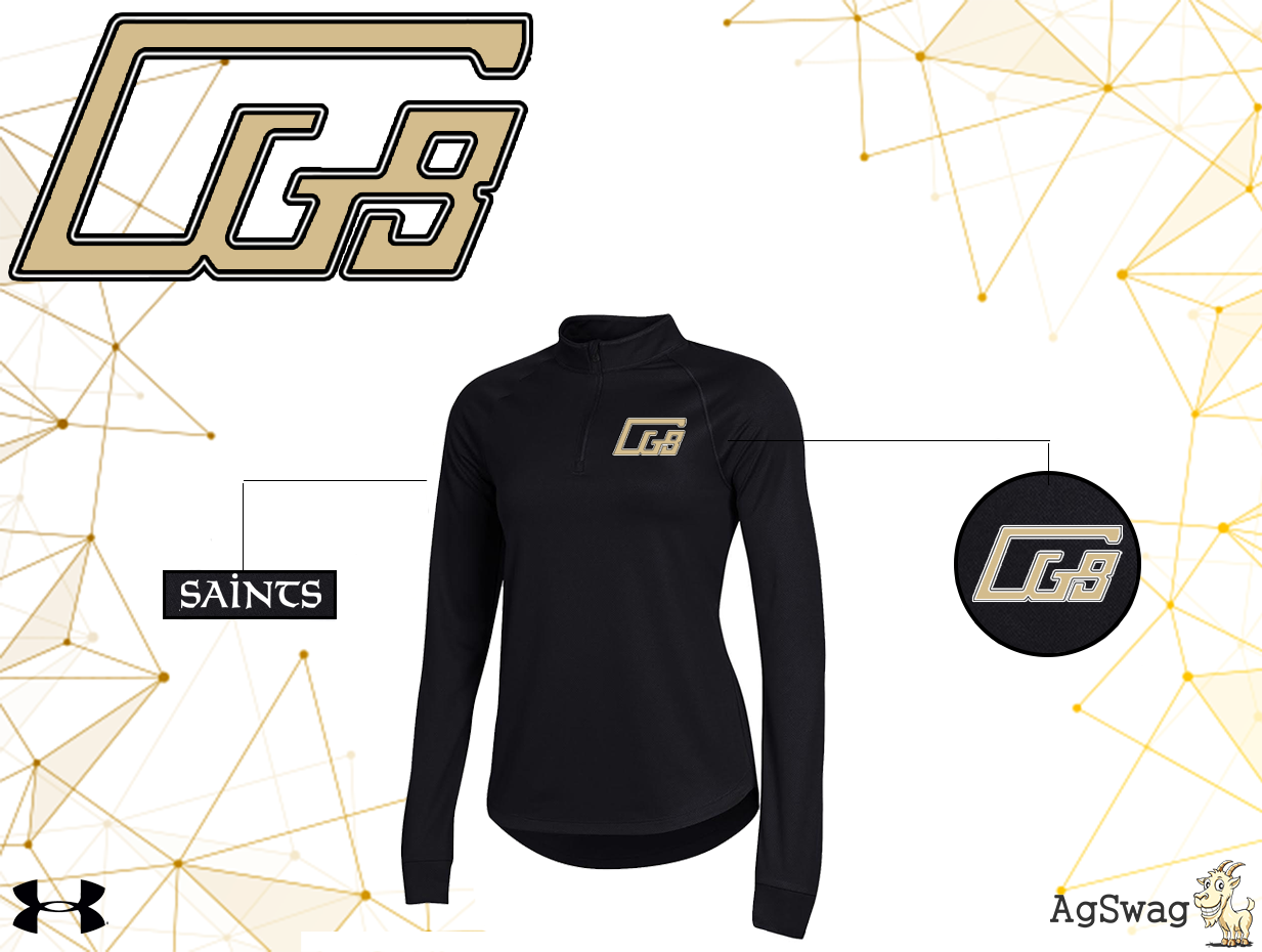 """AgSwag Helping CGB """"Come Up with a New Orleans Saints Theme"""""""