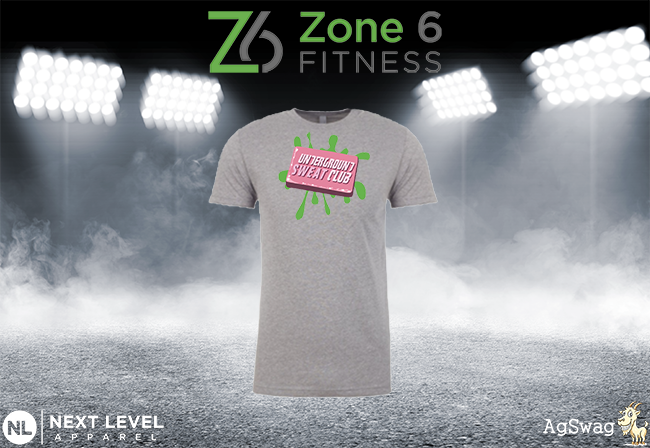 "AgSwag Helping Zone 6 Fitness ""Blow up Their Fitness Club"""
