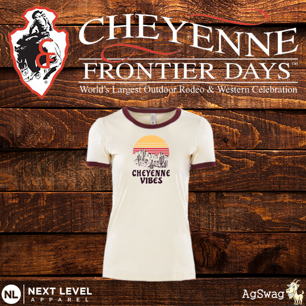 "AgSwag Helping Cheyenne Frontier Days ""Create Boutique Style Designs"""