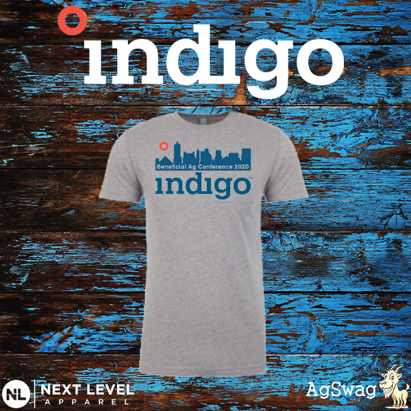 "AgSwag Helping Indigo Ag ""Create Awesome Designs for their Beneficial Ag Conference 2020!"""