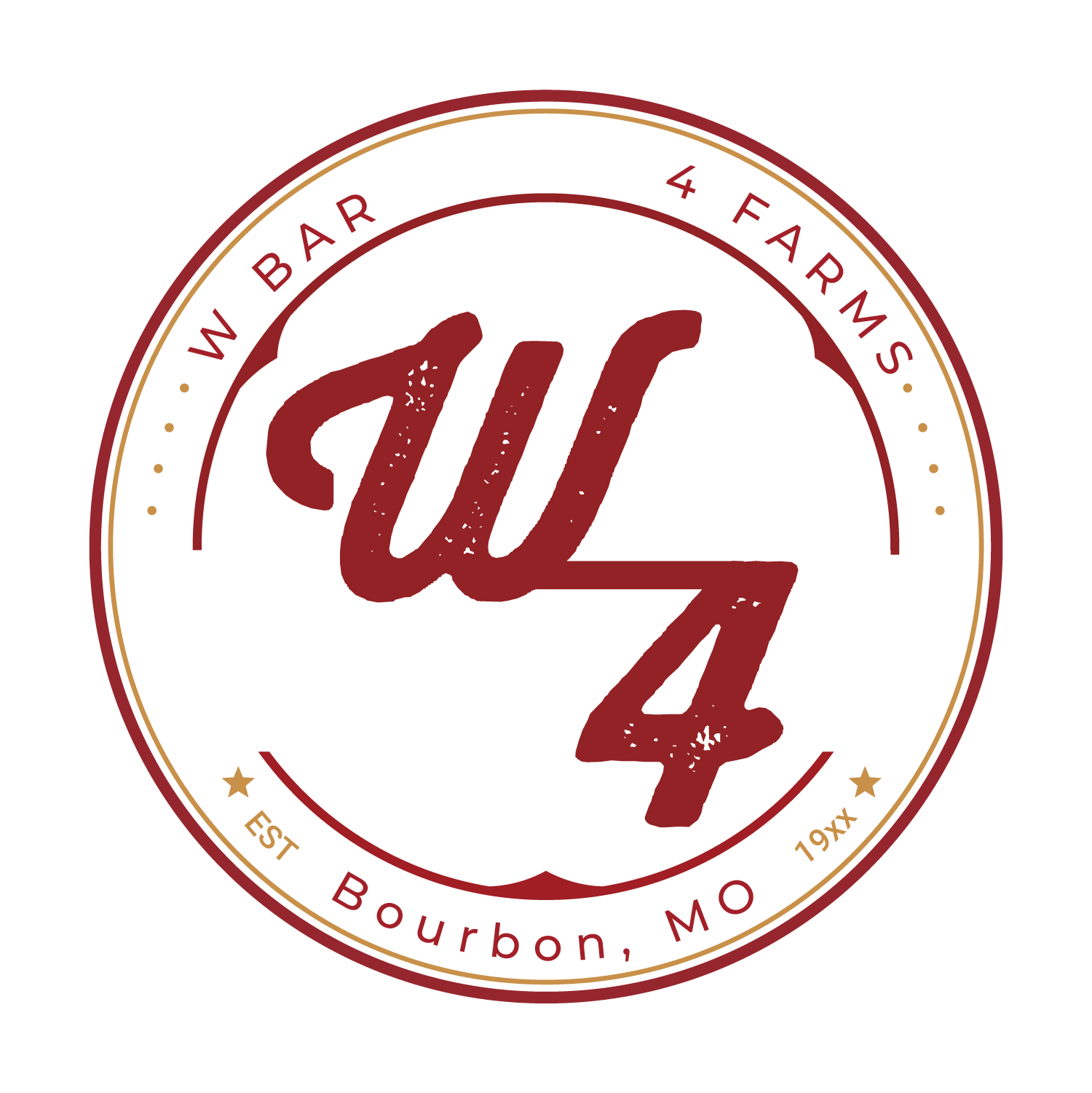 Helping W4 Bar Farms Create a Logo