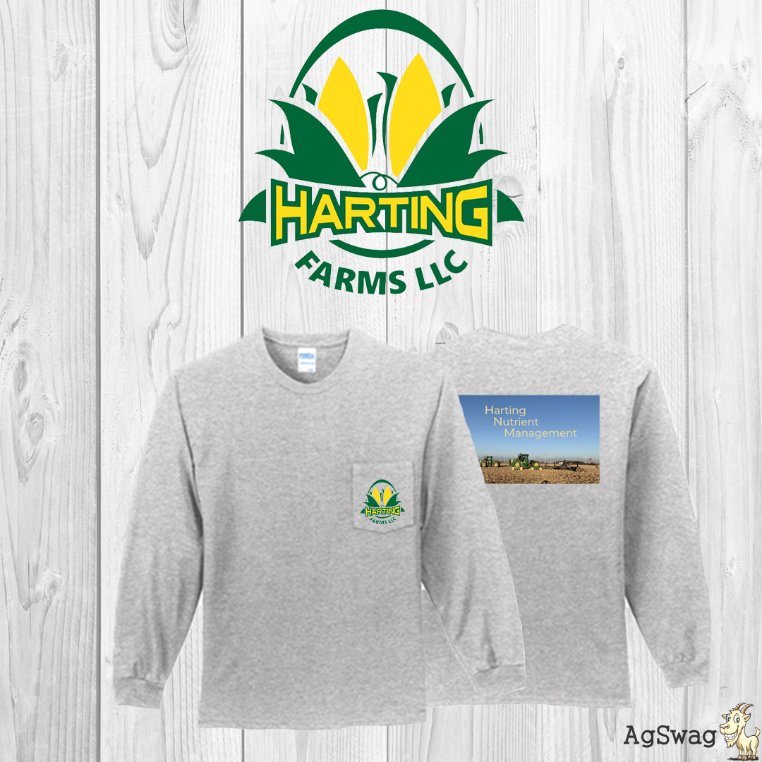 Helping Harting Farms Hook the Whole Town Up With Swag