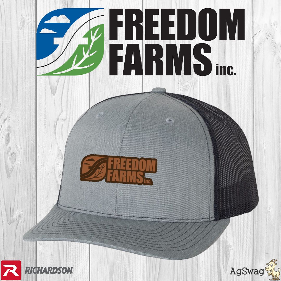 Helping Freedom Farms Take Their Hat Game to the Next Level