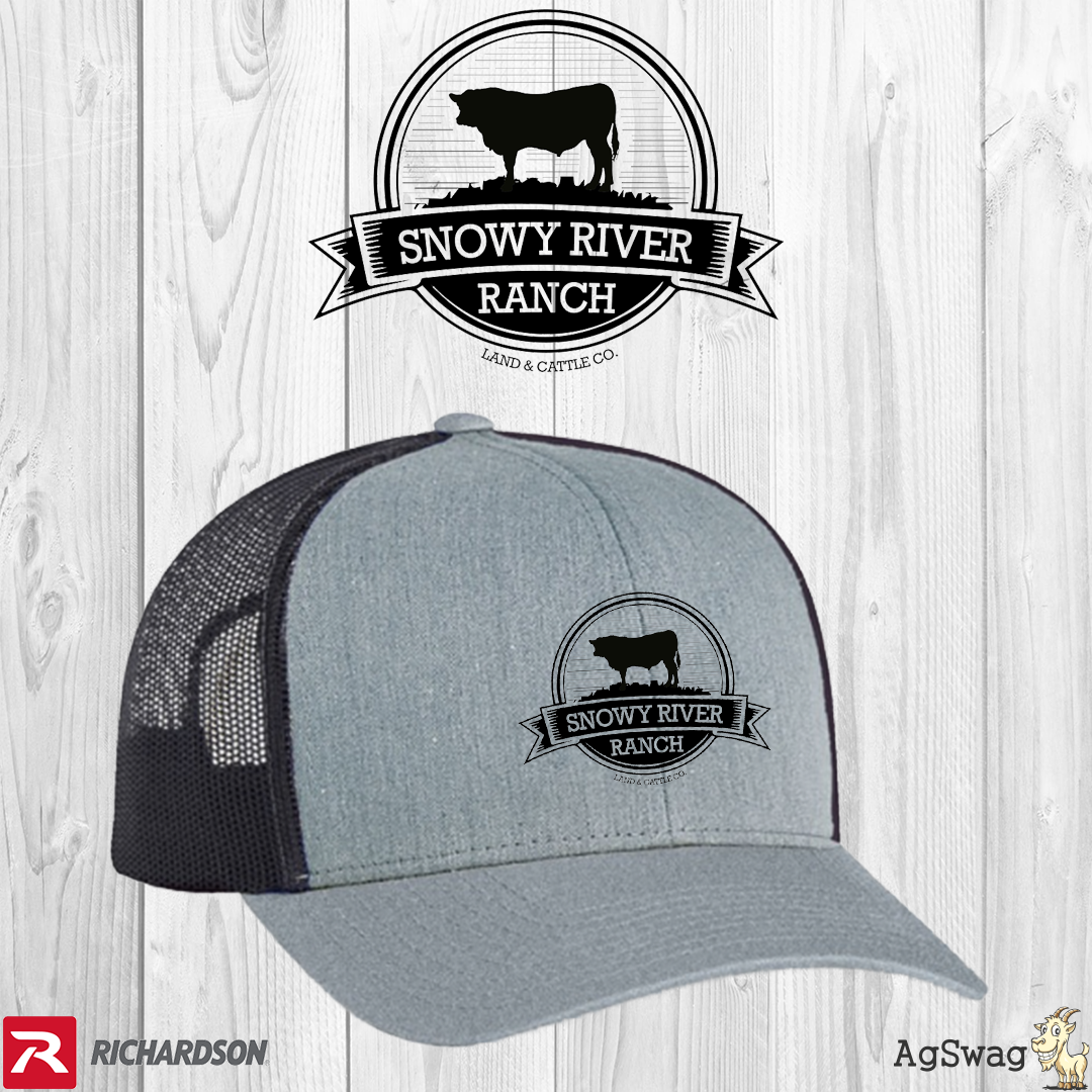 Helping Snowy River Ranch Develop a Brand and Create a Swag Order