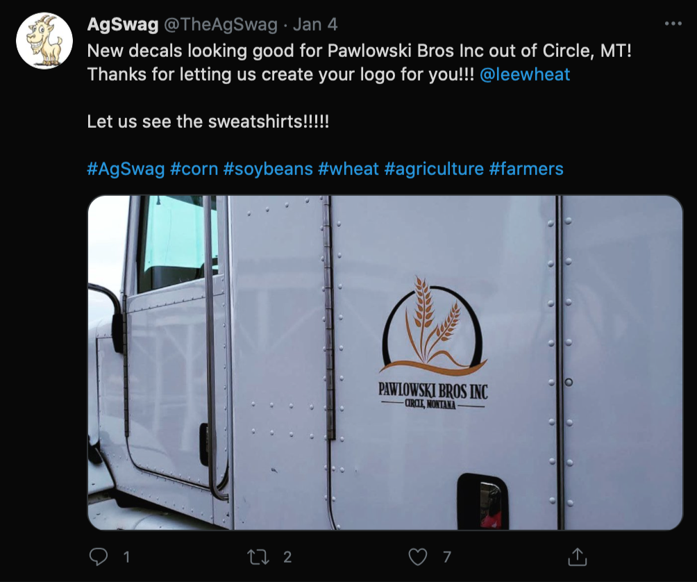 Truck Decals with Style!!